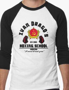 I. Drago's boxing school Men's Baseball ¾ T-Shirt
