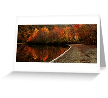 End of another Day Greeting Card