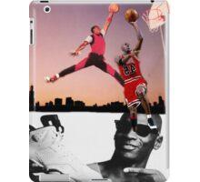 Michael Jordan - Jump Shot  iPad Case/Skin