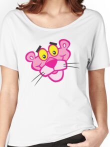 the pink panther Women's Relaxed Fit T-Shirt
