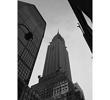 Chrysler Building, NYC Photographic Print