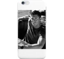 Jensen Ackles Sexy Supernatural iPhone Case/Skin