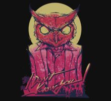 Hotline Miami I don't know you by GDPSpliff