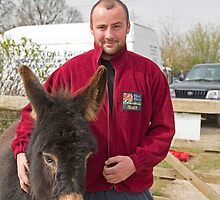 Alfie at Foal Farm Animal Rescue Centre Biggin Hill Kent by Keith Larby