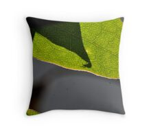 shadow puppet spider Throw Pillow