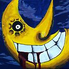 Soul Eater Bloody Laughing Moon by Chelsea Leichter