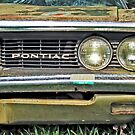 Rusty '68 Pontiac Front End by georgiaart1974