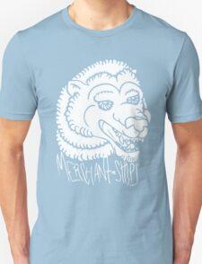 Merchant Ships Bearwulf t-shirt emo screamo skramz T-Shirt