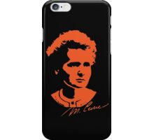 Marie Curie iPhone Case/Skin