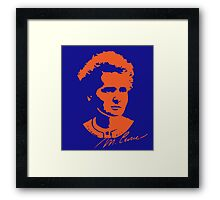 Marie Curie Framed Print