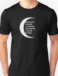 Who is Moon Knight? Unisex T-Shirt