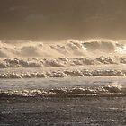 Waves by Kevin  McIntyre