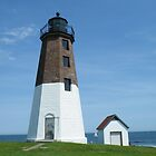 Point Judith Lighthouse by terralee