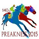140th Preakness 2015 by Ginny Luttrell