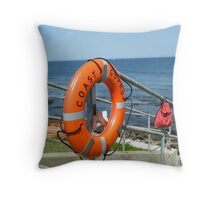 Lifeline Throw Pillow