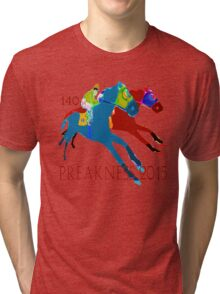 140th Preakness 2015 Tri-blend T-Shirt