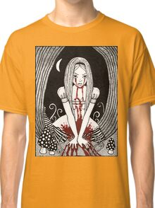 Blood Red Alice Tee Classic T-Shirt