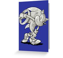 SONICOBOLO Greeting Card