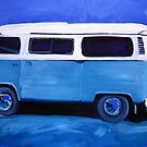 Blue blue blue kombi by ChristineBetts