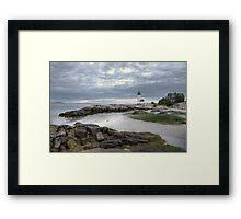 Annisquam Light - Gloucester, MA Framed Print