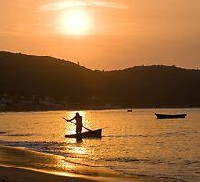Buzios, Brasil by Craig Scarr