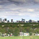 Winnipeg, Manitoba, Canada by Stephen Thomas