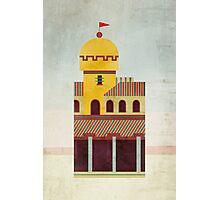 Sandcastle Photographic Print
