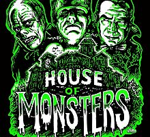 House of Monsters by Scott Jackson