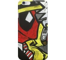 Deadpool Tracy iPhone Case/Skin