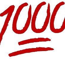 1000 by bradjordan412