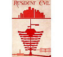 Resident Evil Photographic Print