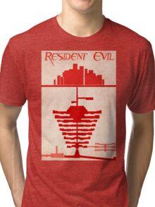 Resident Evil Tri-blend T-Shirt