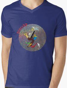 DiscordGlitter Mens V-Neck T-Shirt
