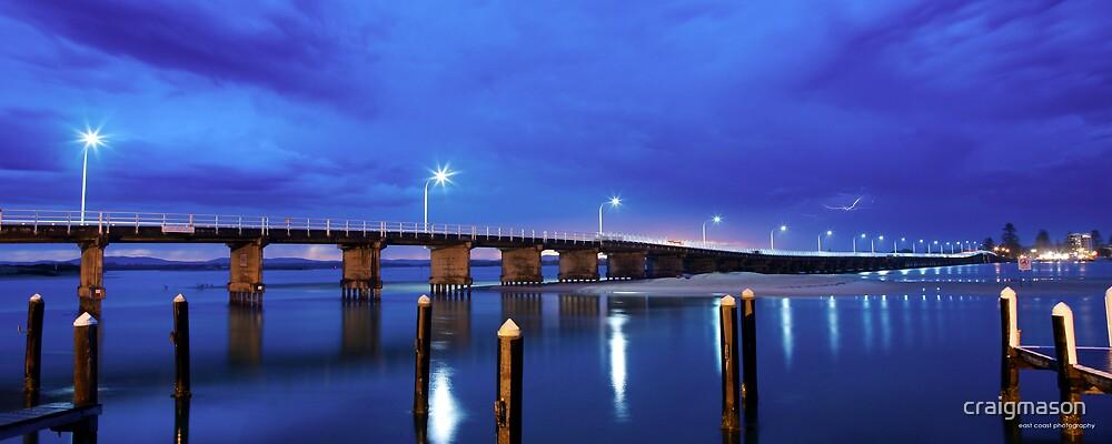 Blue Bridge by craigmason