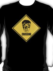 wolf crossing T-Shirt