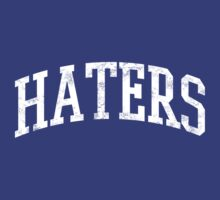 Haters Gonna Hate by Weston Miller