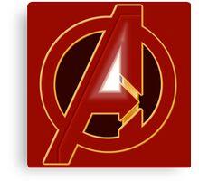 Stark: Avenger Canvas Print