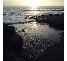 Sunset Cliffs Photographic Print