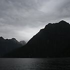 Light in the Shadow - Milford Sound 2008 by TraceyLea