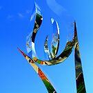 Freedom Flame by Richard Stephan Bergquist