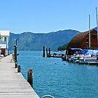 Bayview Docks by Tamara Valjean