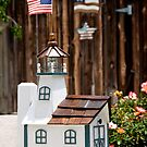 Patriot Mailbox by Richard Stephan Bergquist