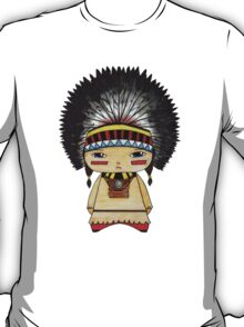 A Boy - Native American T-Shirt