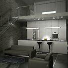 Modern Home by Ganz