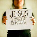 Jesus is my Savior by Meliza Celeridad