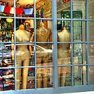 Mannequins by Jack DiMaio