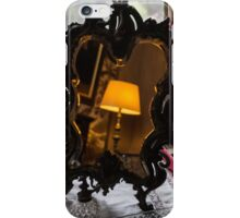 Reflecting on Lamps & Dreams  iPhone Case/Skin