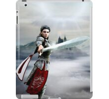 Soldier Of The God iPad Case/Skin