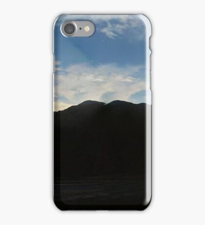 Death Valley Sunset iPhone Case/Skin