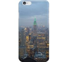 NYC Sky iPhone Case/Skin